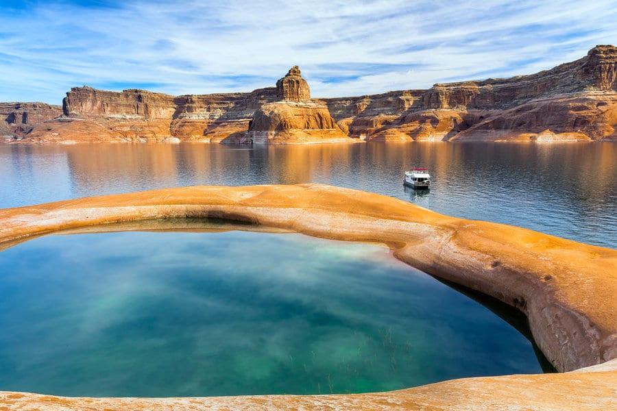 Explore Utah's Boating Lakes